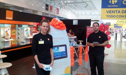 Campaña ADD Promo - Orange
