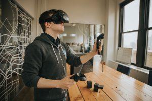 HTC Vive - Realidad Virtual de Grupo ADD - Alquiler de Realidad Virtual
