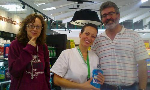 Higienistas Bucales en Centros Comerciales - ADD Promo - promociones punto de venta