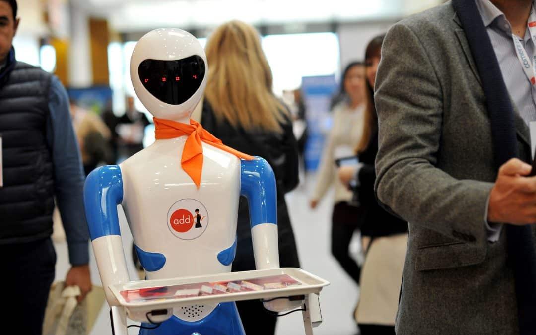 Qué son los Robots Camareros