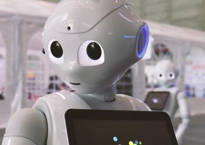 Robot alquiler de Grupo ADD