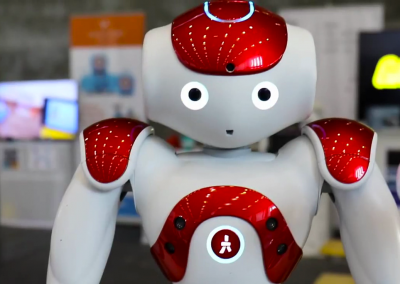 Alquiler Robot NAO