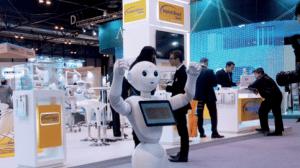 Atraccion y Entretenimiento con Robot Pepper de Grupo ADD