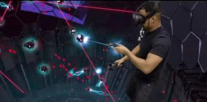 The Lab Xortex - Juego de Realidad Virtual de Grupo ADD para HTC Vive