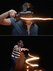 Tilt Brush - Realidad Virtual HTC Vive de Grupo ADD