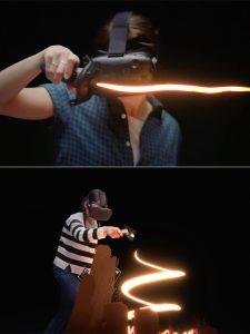 Tilt Brush - Realidad Virtual HTC Vive de Grupo ADD