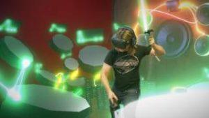 sound stage - Alquiler de equipo HTC Vive de Grupo ADD - Realidad Virtual