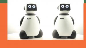 Portada Dumys - robot de Grupo ADD