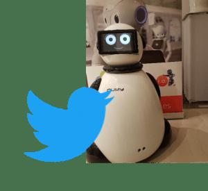 Robot Dumy de Grupo ADD - Sharemedia Twitter