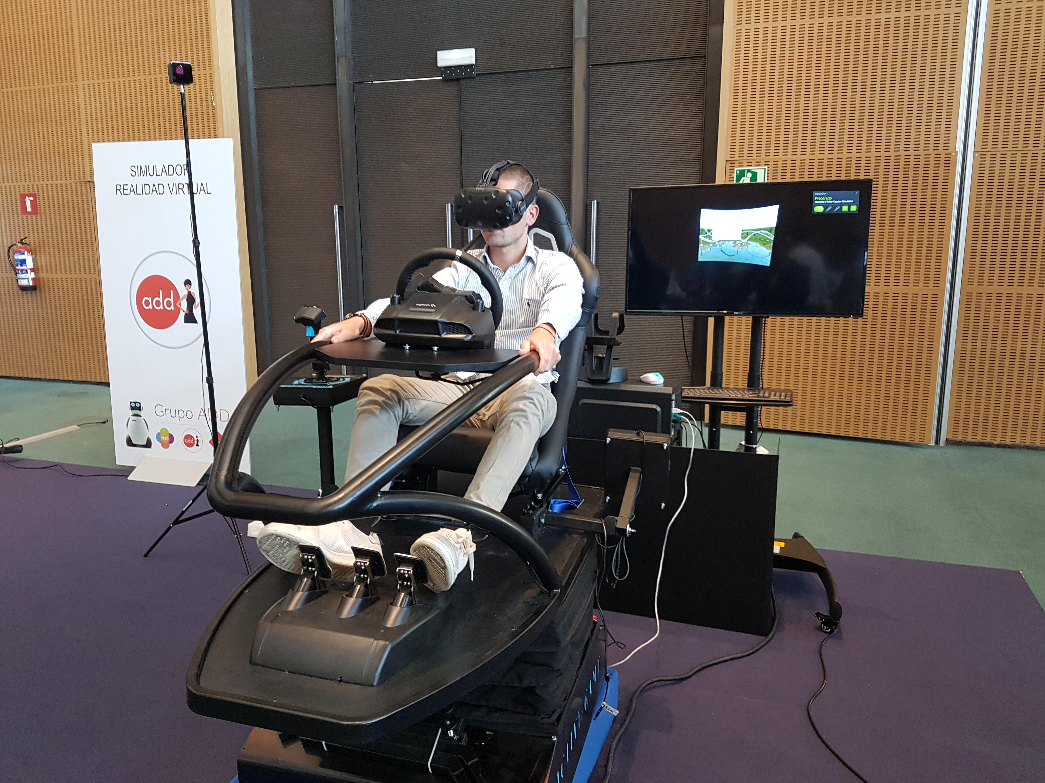 Alquiler y venta de Realidad Virtual