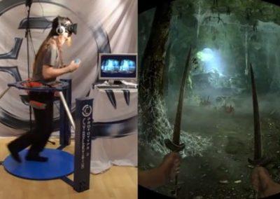 Simulador Andador - Realidad Virtual - GRUPO ADD
