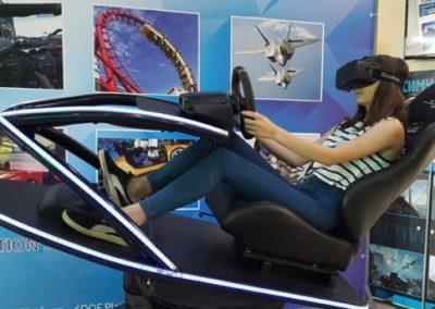 Simulador vuelo de Realidad Virtual - Grupo ADD