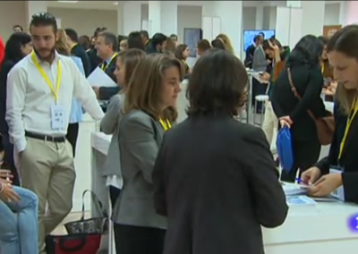 Grupo ADD en Feria del Empleo en la Era Digital
