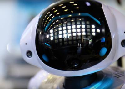 Grupo ADD - Artificial Intelligence Expo - robot imagen principal