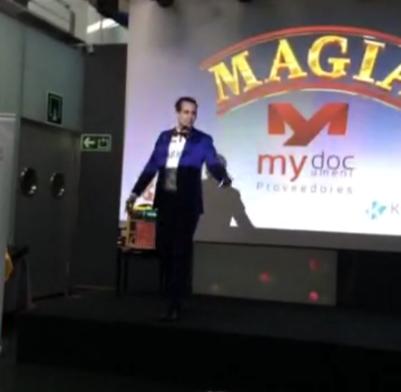 Shows de magia