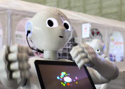 Robot Pepper de Grupo ADD