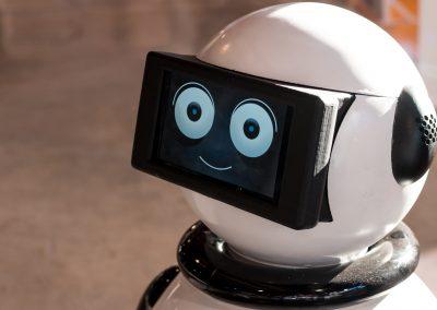 Dumy - Robot Dumy de Grupo ADD - Robots para eventos