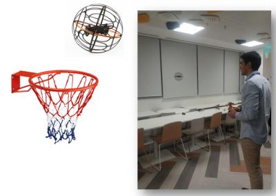 basketdrone