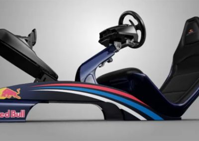 Simulador coches formula1 de realidad virtual - Grupo ADD