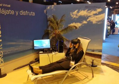 Simulador Playa Olores de Realidad Virtual - Grupo ADD