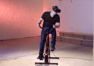 Simulador Bicicleta Realidad Virtual - Grupo ADD