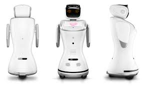 Robot Sanbot 4 - Grupo ADD