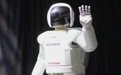 El robot Asimo