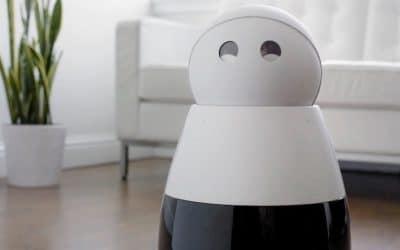 El robot Kuri
