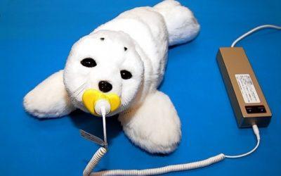 Paro, el robot foca