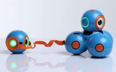 Los robots Dash y Dot