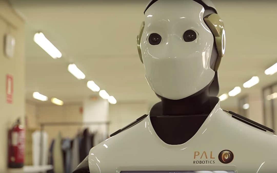 El robot REEM
