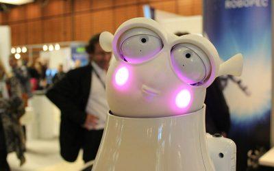 El robot Reeti