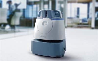 El robot Whiz