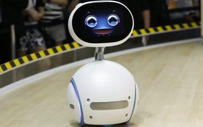 El robot Zenbo de ASUS