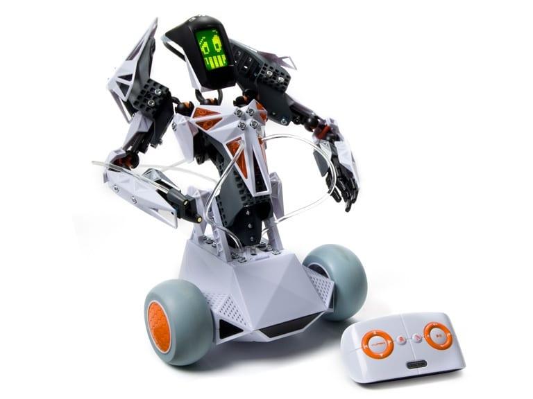 El robot Meccano Spykee VOX