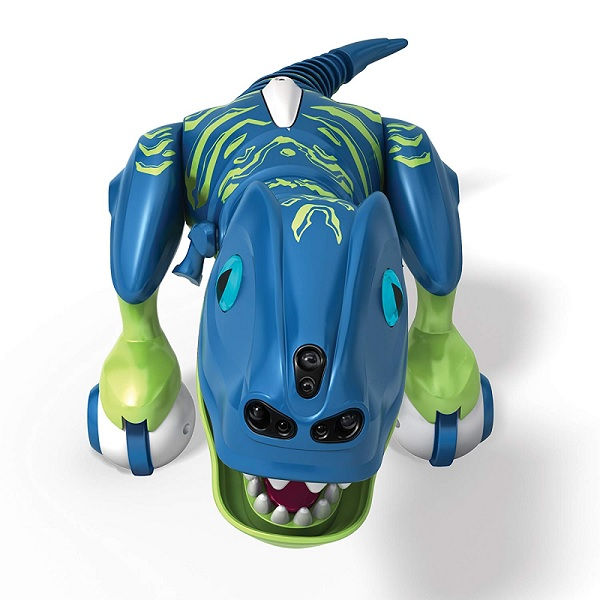 El robot Zoomer Dino Jester