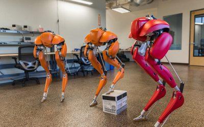 EL robot Cassie