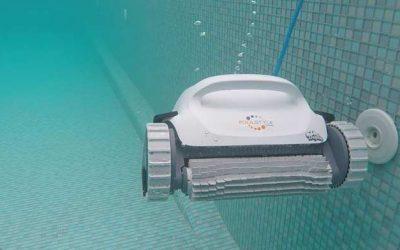 El robot Dolphin Poolstyle E10