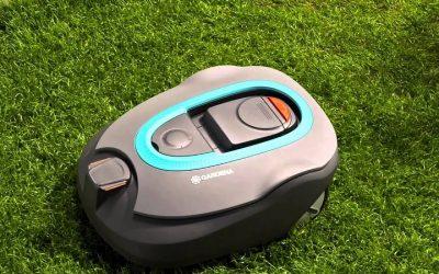 El robot Gardena R160Li