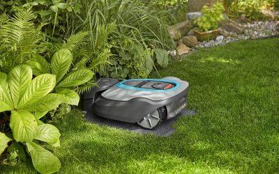 El robot Gardena Smart Sileno+ 1300