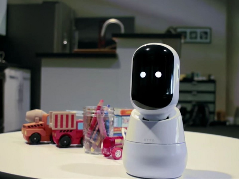 El robot Otto Digital Assistant