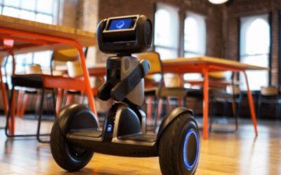 El robot Segway Loomo