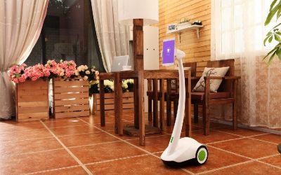 El robot de telepresencia PadBot