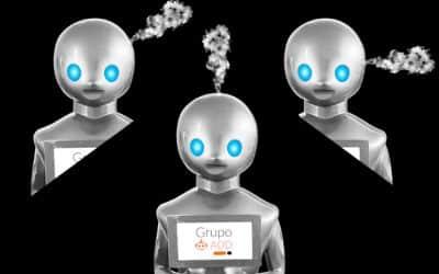 Grupo ADD lanza gama de Robots Sanitarios para crear zonas VIRUS-FREE